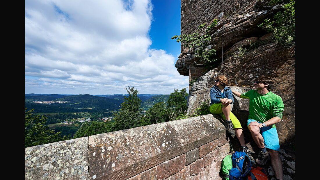 OD 0915 Pfalz Touren Deutschland