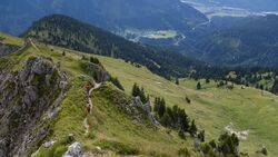 OD 0916 Tannheimer Tal Tour Krinnenspitze