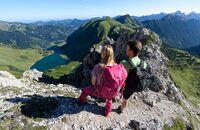 OD 0916 Tannheimer Tal Tour Vilsalpsee Lachenspitze