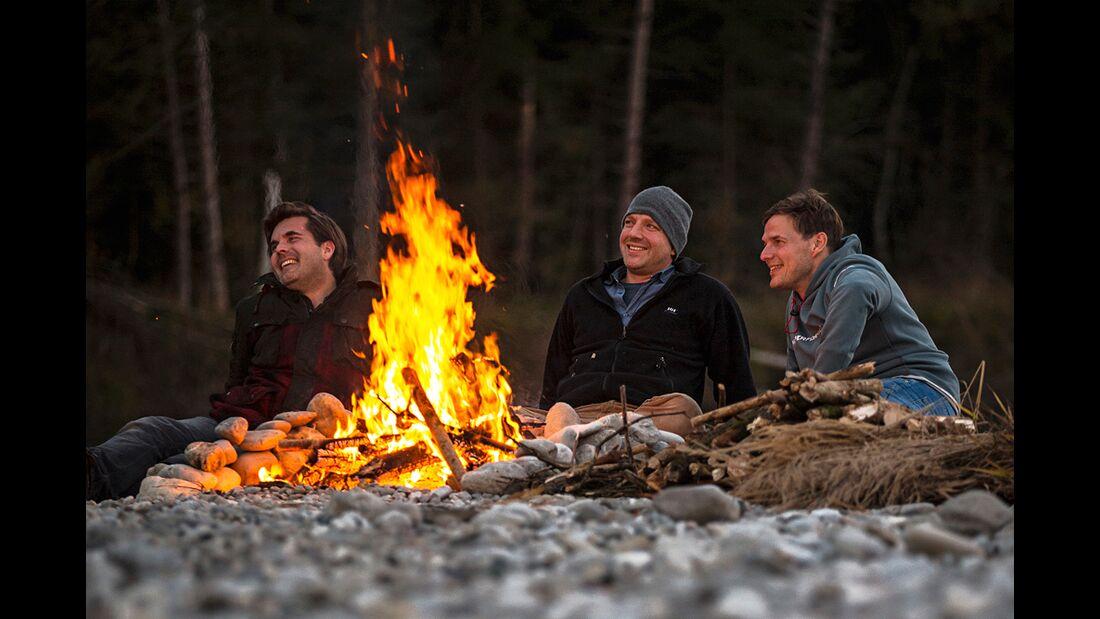 OD 0916 camp cooking outdoor küche draußen kochen lagerfeuer