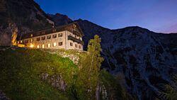 OD 0917 Karwendel Österreich Birkkarspitze