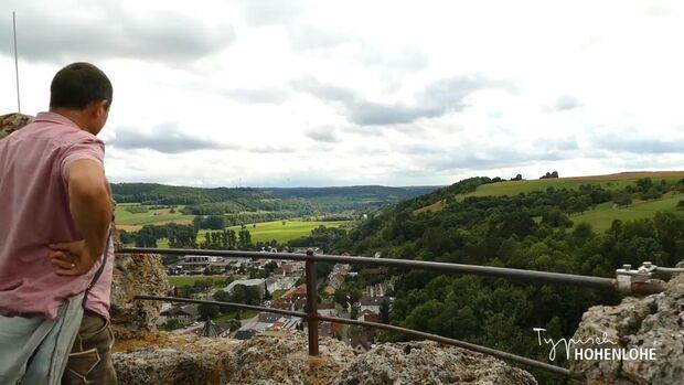 OD 0918 BW Special Hohenlohe Burgen, Brücken, Bauernland_Der Kulturwanderweg Jagst in Hohenlohe