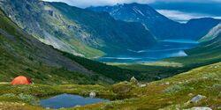 OD 1009 Naturpark Norwegen Jotunheimen