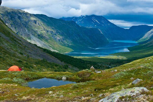 OD 1009 Naturpark Norwegen Jotunheimenkopie
