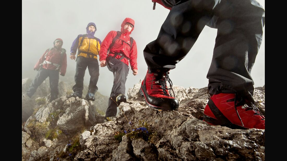 OD 1010 Bergwanderstiefel