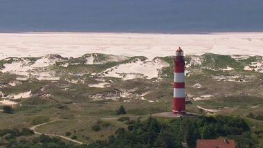 OD 1011 Nordsee von oben Teaserbild Video