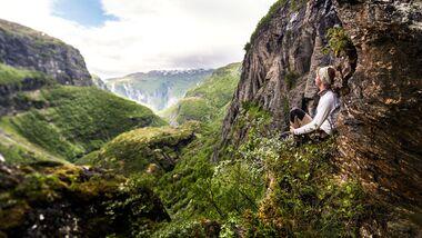 OD 1012 Aurlandsdalen Norwegen