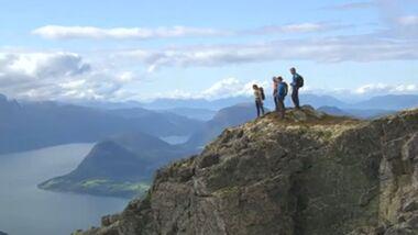 OD 1012 Norwegen Romsdalseggen