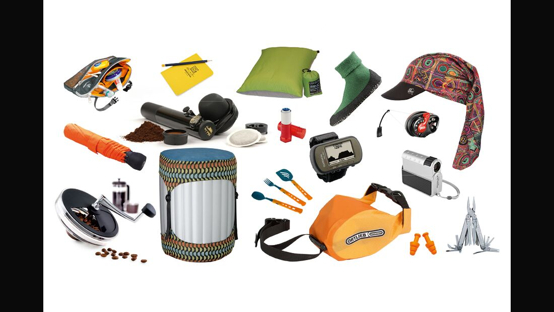 OD 1012 Outdoor-Gadgets Feine Teile Equipment Ausrüstung Trekking