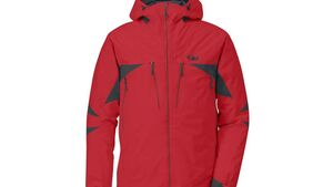 OD 1014 Dreilagenjacken Test Outdoor Research Maximus Jacke Herren (jpg)