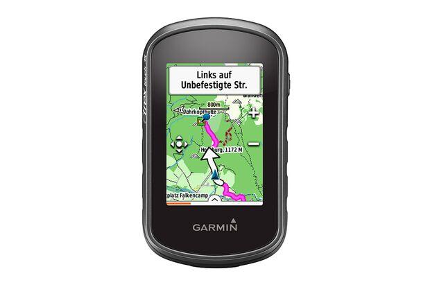 OD 1015 GPS Geräte Garmin eTrex Touch 35 (Testsieger)