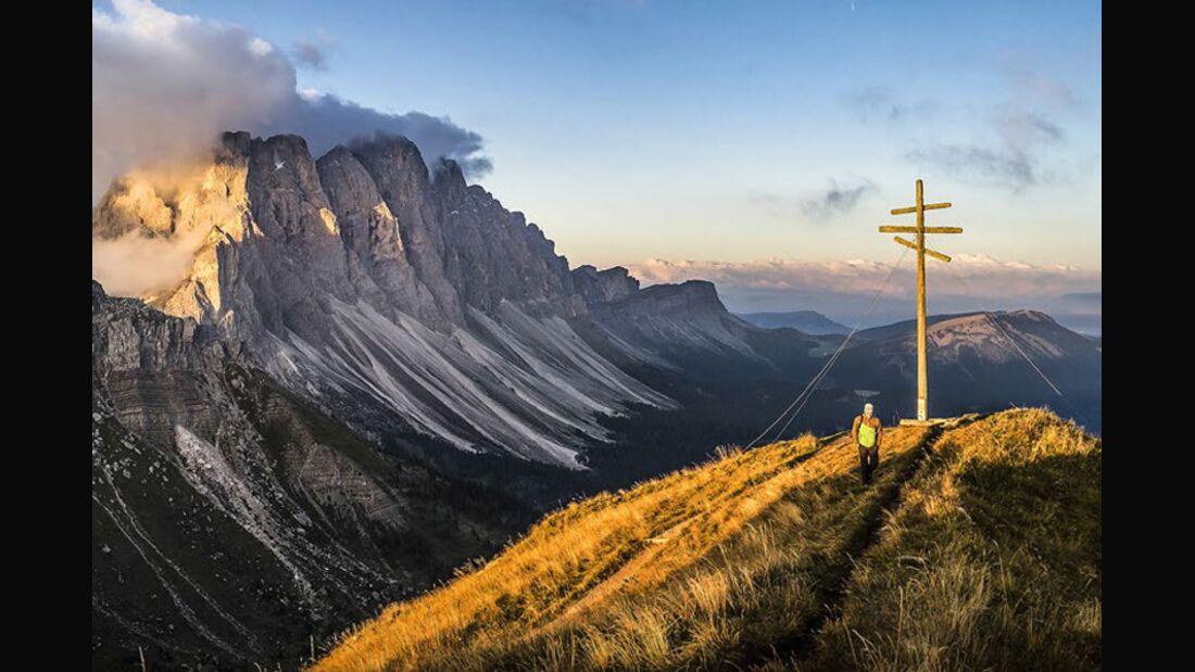 OD 1016 Dolomitenweg Dolorama Weg Eisacktal