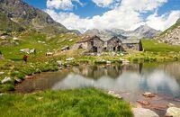 OD 1018 Piemont GTA Kürschner Aufmacher berge Weitwandern Wanderweg Alpen
