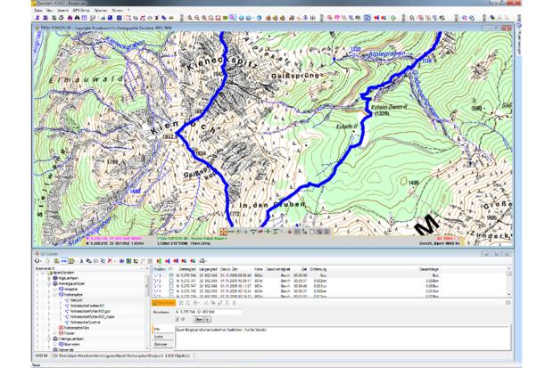 OD 11 2012 GPS Tourenplaner QuoVadis