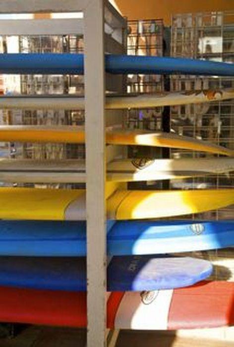 OD 1110 USA Kalifornien California Surfen Wasser 0g (jpg)