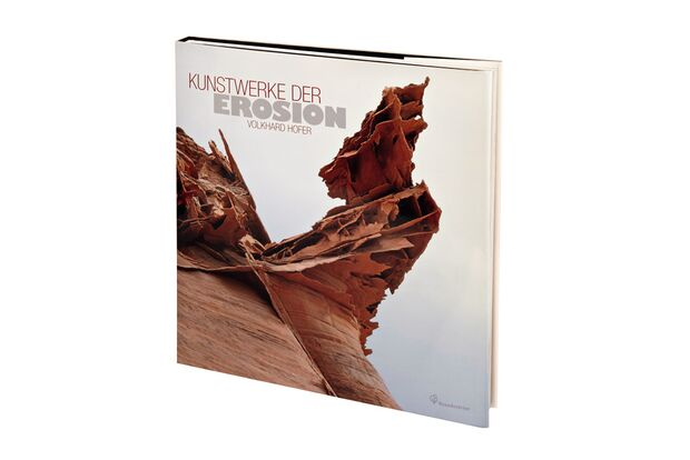 OD 1111 Buch des Monats Kunsterwerke der Erosion