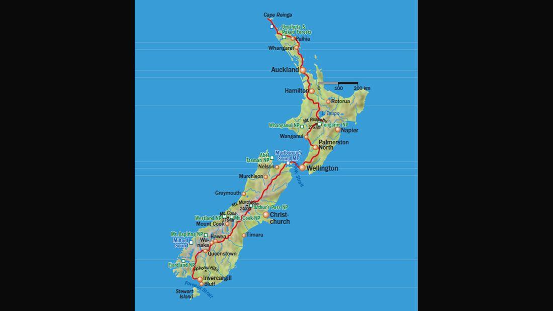 OD-1112-Reise-Neuseeland-Te Araroa-9j Karte Insel (jpg)