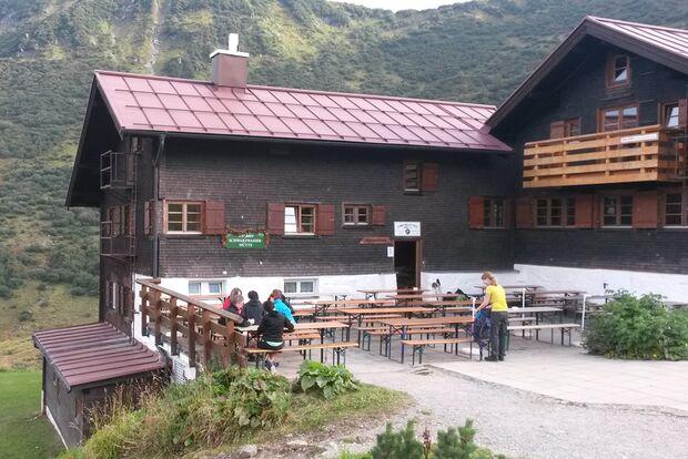 OD-1114-Rucksack-Test-Tourenrucksäcke Schwarzwasserhütte Kleinwalsertal