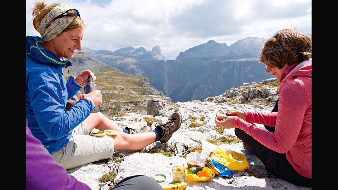 OD 1115 Woman Südtirol Dolomiten