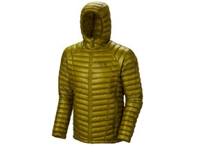 brand new 9c464 b8d08 Testbericht: Mountain Hardwear Ghost Whisperer Hooded Down ...