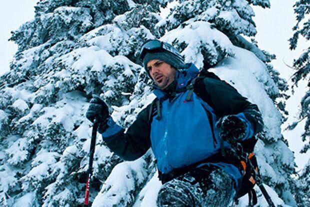 OD 1210 Schwarzwald Schneeschuhtour