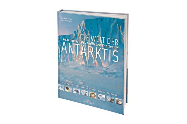 OD 1211 Buch des Monats Antarktis