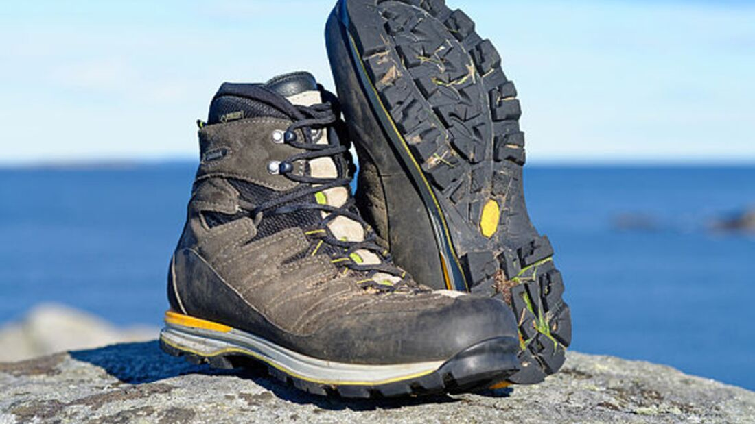 OD 1215 Tested on Tour Meindl Courtes GTX