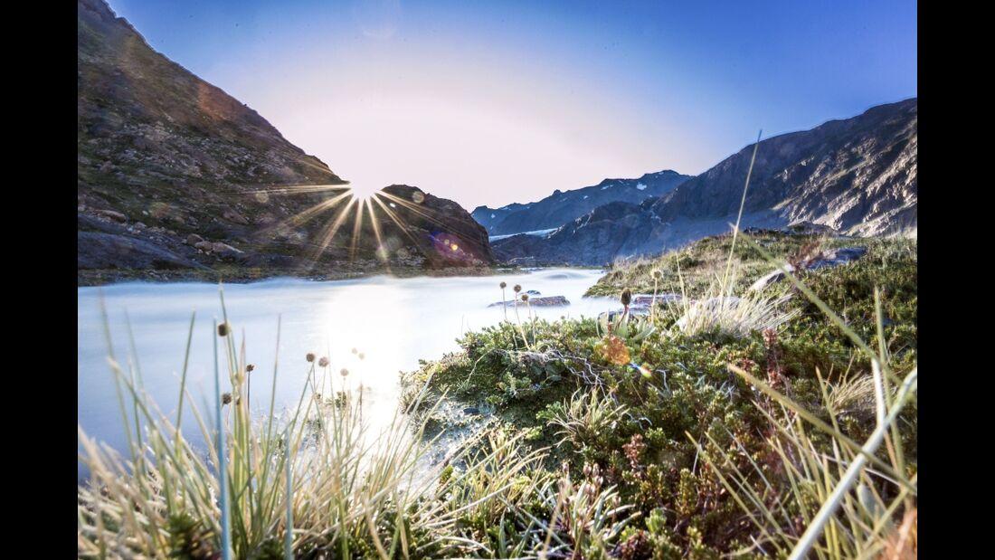 OD 1216 Patagonien Gletscherbach