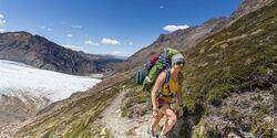 OD 1216 Patagonien Huemul Massiv