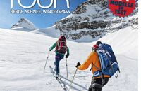 OD 1216 Skitouren Special Cover Tourenski Winter