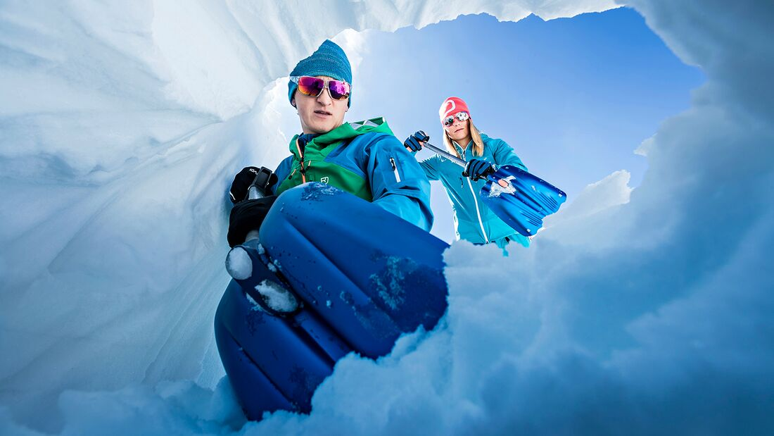 OD 1218 Skitour Sicherheit Training Ortovox