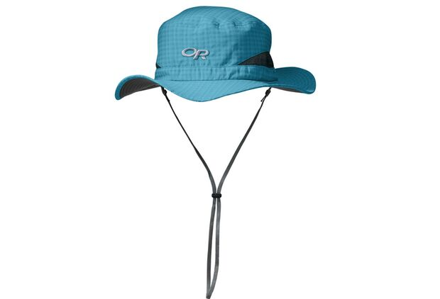 OD 2011 Produkte Outdoor Research Sol_Hat_turquoise_FS11 (jpg)