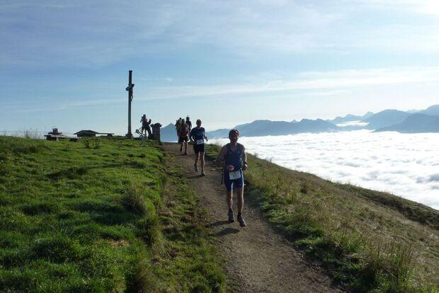 OD 2011 Ultratrail Allgaeu Panorama-Marathon von Gipfel zu Gipfel