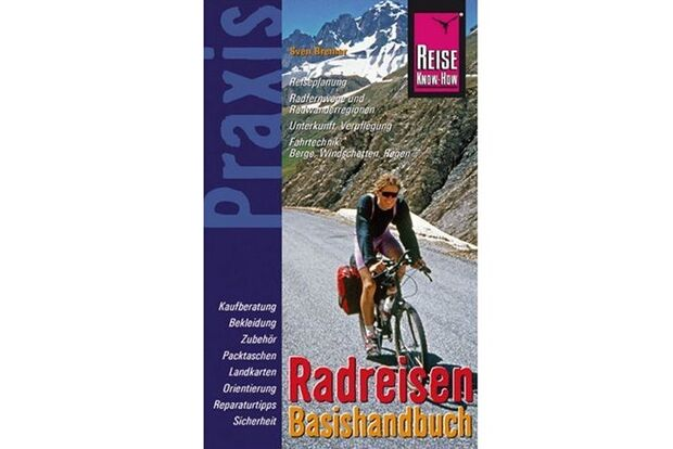 OD 2012 Buchtipp Radreisen Basishandbuch