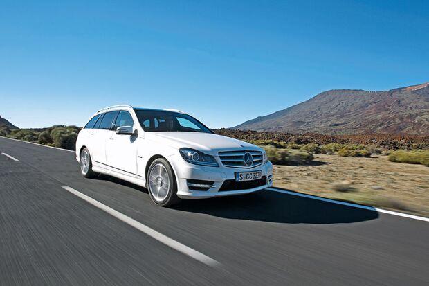 OD-2012-DieBestenFamilienautos-ab30.000-Mercedes-C-Klasse (jpg)