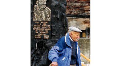 OD 2012 Mammut Buch Bergführer Legenden Ulrich Inderbinen