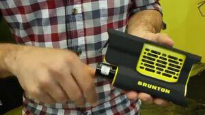 OD 2013 Brunton Hydrogen Reactor Schnappschuss fuer Video