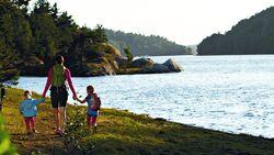 OD 2013 Familie family schweden kinder camping lagerfeuer