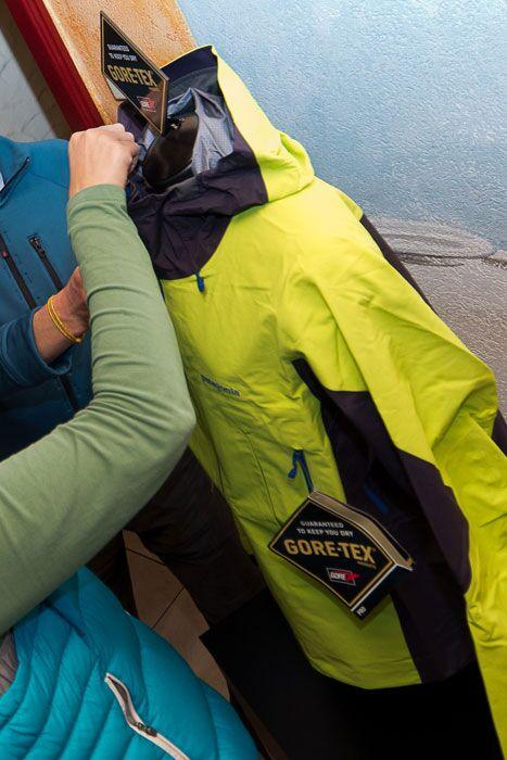 OD 2013 Gore Tex Pro Testacademy Fränkische Schweiz