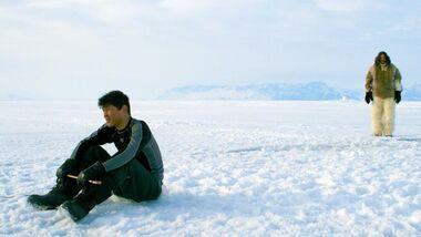 OD 2013 Kinofilm Grönland Inuk Eskimo Inuit Polar Schlittenhunde Eis