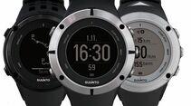 OD 2013 Outdoor-Messe Suunto Ambit2 Ambit 2 S GPS Herzfrequenz Neuheiten Uhr