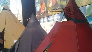OD 2013 Outdoor-Messe Tipi Zelt Tentipi Snapshot fuer Video