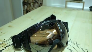 OD 2013 Outdoor-Messe Zeal Optics HD-Kamera Skibrille
