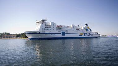 OD 2013 SH 1 Skandinavien Fähre Fährtrips Peter Pan 1000er
