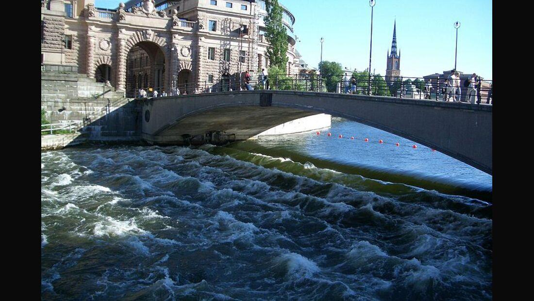 OD 2013 Stockholm Schweden Stadt Outdoor-City