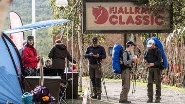 OD 2013 Trekkingevent Fjällräven Classic Schweden 1