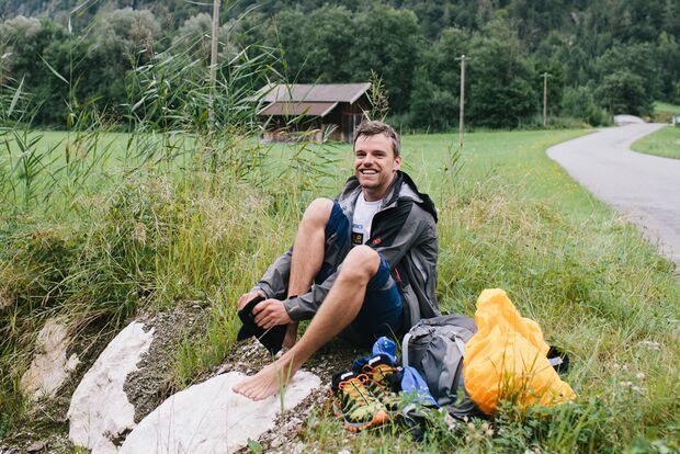 OD 2014 Alpencross Steven Rau Speedrekord