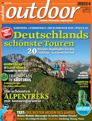 OD 2014 April Heft Titel Cover outdoor