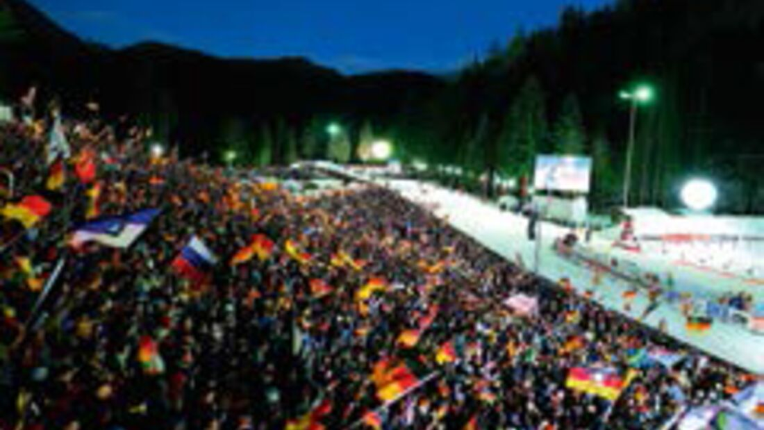 OD 2014 Bayern Naturgenuss Winter Biathlon Weltcup Teaser Events