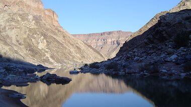 OD 2014 Fish River Canyon Schlucht Namibia afrika